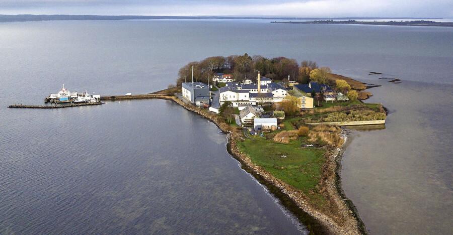 Udviste kriminelle udlændinge skal ud på Lindholm Ø.