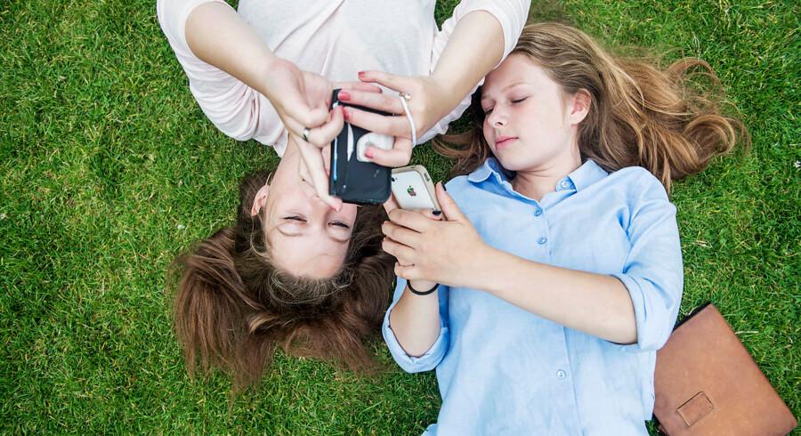 Undersøgelse på undersøgelse viser, at unge har ondt i sjælen, men måske forældre og den velmenende offentlige sektor skulle give de unge plads til at udvikle sig til selv at klare livets naturlige strabadser. Arkivfoto: Sara Gangsted/Ritzau Scanpix
