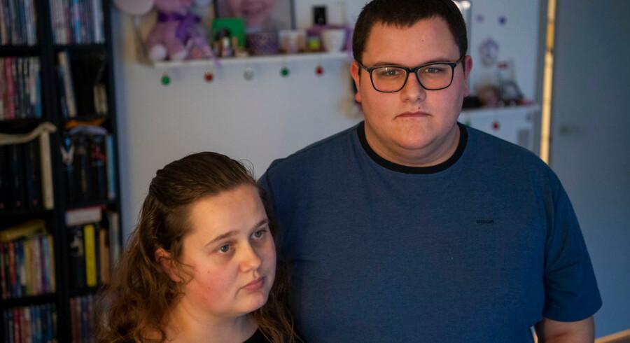 Louise og Anders Kressner mistede i marts deres toårige datter, Olivia Sofia Kressner. Fra start havde de en fornemmelse af, at børneafdelingen havde begået fejl under Olivias patientforløb.