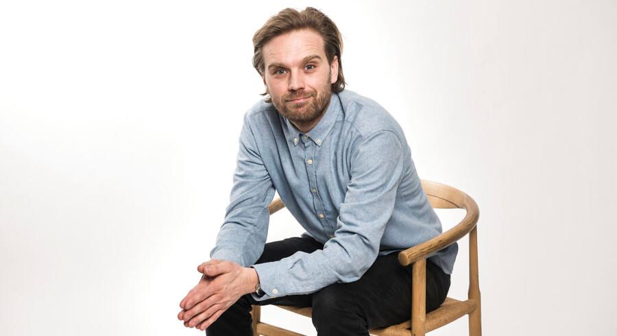 Mattias Stølen Due, Berlingskes psykolog og samlivsekspert.