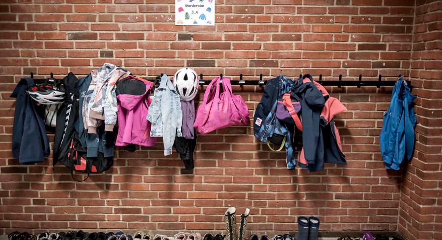 Arkivfoto: Hvis dit barn en enkelt gang kommer hjem og fortæller om en voldsom episode i skolen, anbefaler Skole & Forældre, Børns Vilkår og Red Barnet, at du som forælder henvender dig til det pågældende barns forældre.