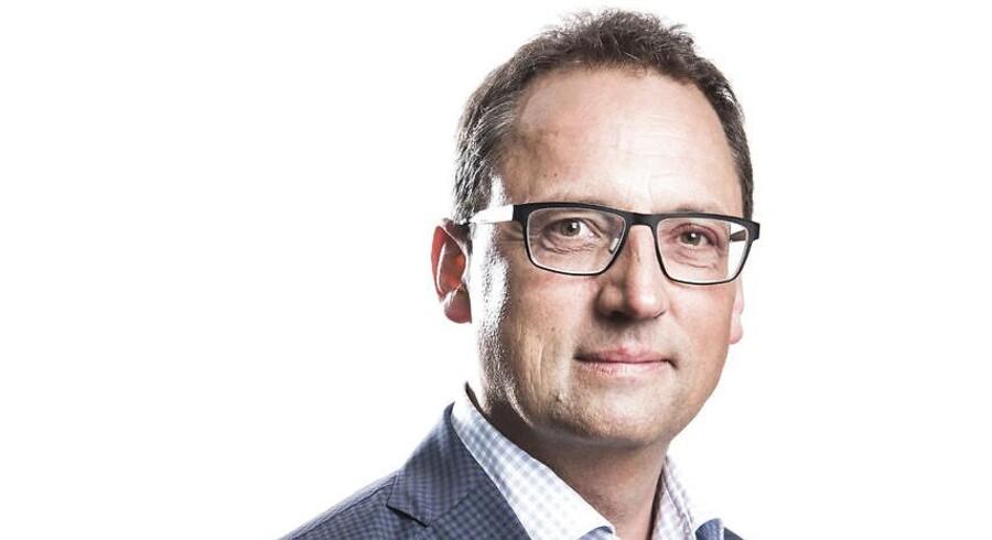 Morten Hesseldahl.
