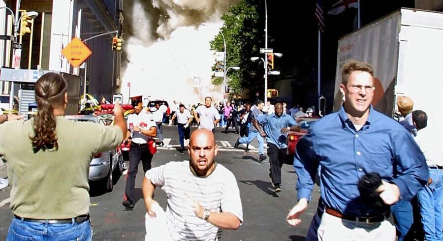 Terror er blevet tæt på hverdag og har derfor ikke længere en effekt på hverken forbrugertilliden eller finansmarkederne. Det er en stor forskel fra 9/11 2001, hvor angrebet på USA sendte økonomien i gulvet. (arkivfoto) Scanpix/Doug Kanter