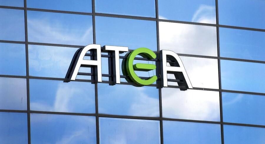 Bagmandspolitiet beskyldes for at tilgodese firmaet Atea i sag om bestikkelse.