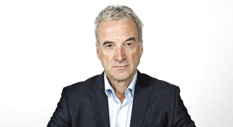 Jens Chr. Hansen, Berlingske Business