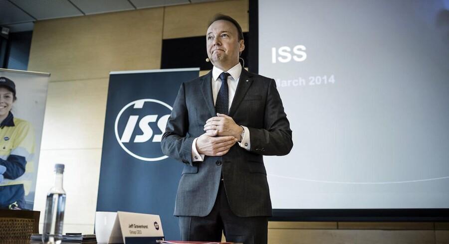 Arkivfoto: ISS topchef, Jeff Gravenhorst.