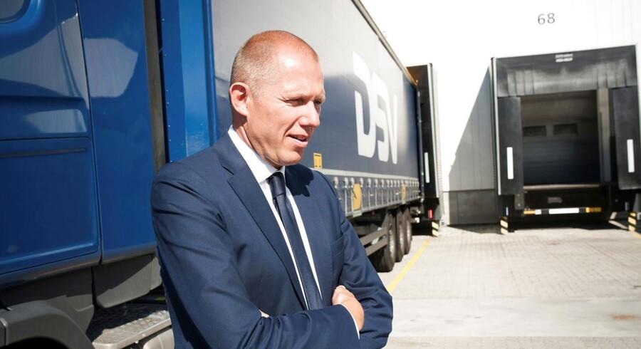 DSVa CEO Jens Bjorn Andersen