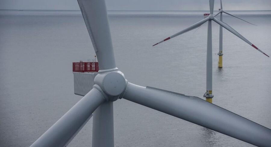 Olieselskaber træder ind i vindmølleindustrien