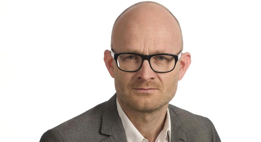 Peter Suppli Benson, Erhvervsredaktør på Berlingske Business.