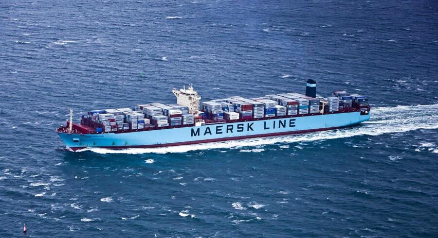 A.P. Møller-Mærsk følger forhandlingerne om den nordamerikanske handelsaftale, Nafta, intenst, skriver Jyllands Posten Erhverv.