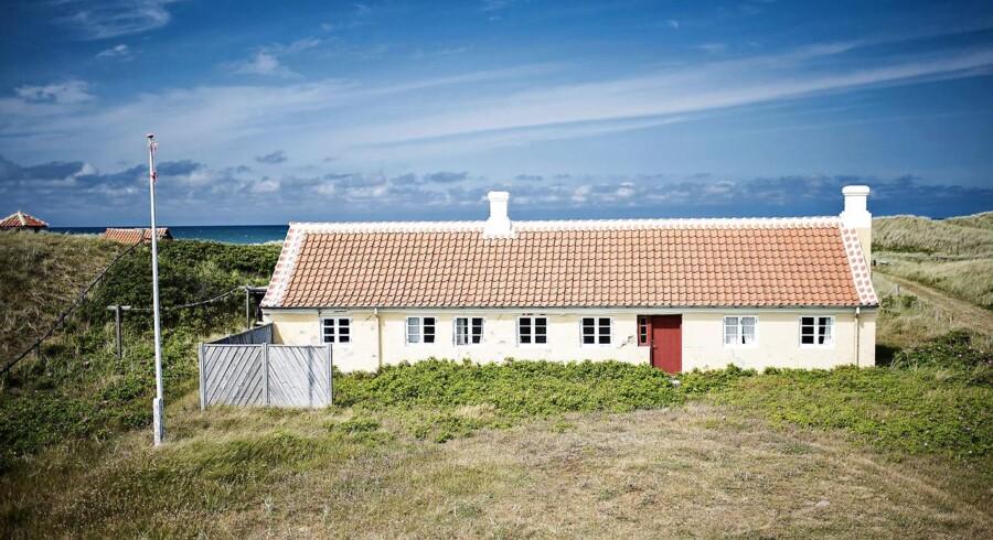Prisen for drømmevillaen er vidt forskellig, alt efter om bilen skal parkeres i Spøttrup eller Klarup.