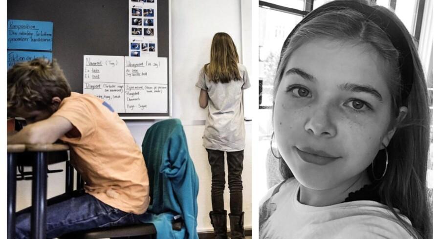 Rebekka Marie Heggland, 14 år, Frb.