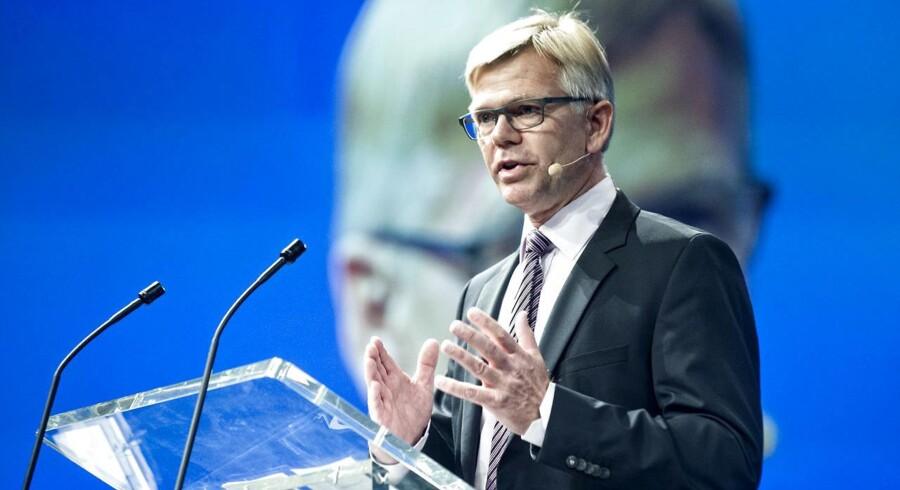 """""""Frygten for velfærdsturisme og social dumping overskygger desværre alt for ofte det faktum, at udenlandske medarbejdere først og fremmest er en gevinst for Danmark,"""" siger Karsten Dybvad, adm dir, DI."""