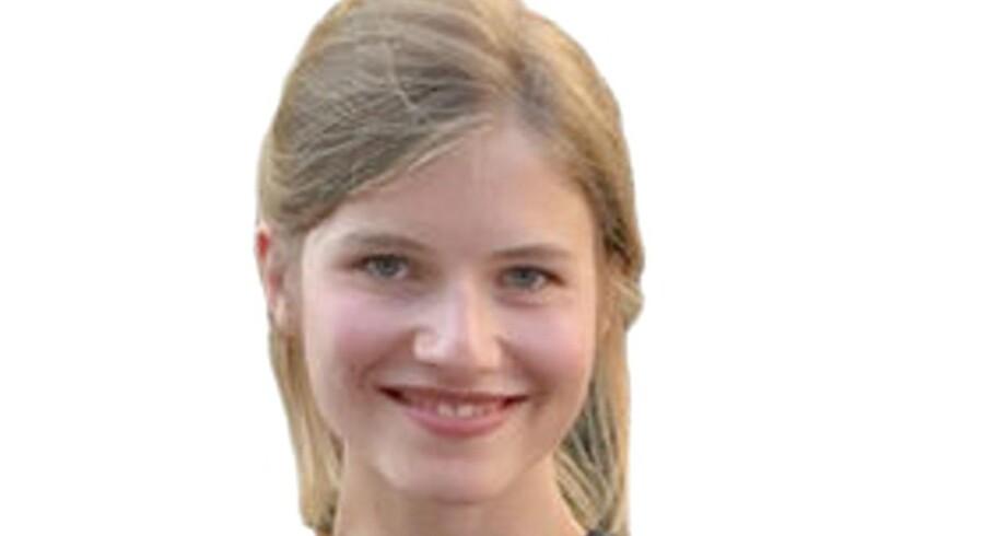 Ida Cecilie Kehler.