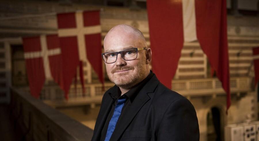 Morten Kabell skifter til et chefjob og får halv million kroner med på vejen trods tidligere kritik fra partiet. (Foto: Mads Joakim Rimer Rasmussen/Scanpix 2017)