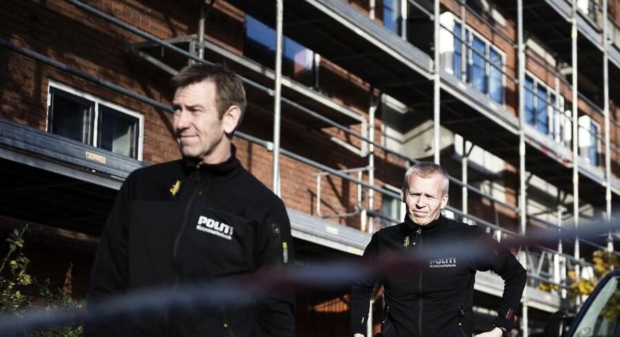 Der var tale om decideret likvidering, da tre unge mænd blev dræbt af skud i en lejlighed på Christian Paulsens Vej på Frederiksberg.