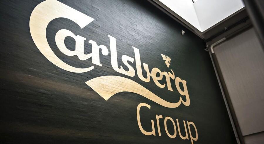 Arkivfoto. Carlsberg vil på sin kommende generalforsamling have britiske Nancy Cruickshank ind i bestyrelsen.