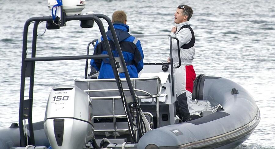 Flere af de danske royale er flittige sportsudøvere, og nogle har gennem tiden opnået gode resultater.