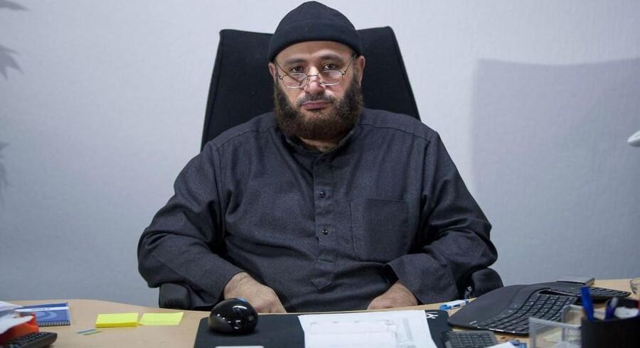 Moskeformand Oussama El-Saadi håber, at Islamisk Stat en dag vil stå som vindere af konflikten i Syrien.