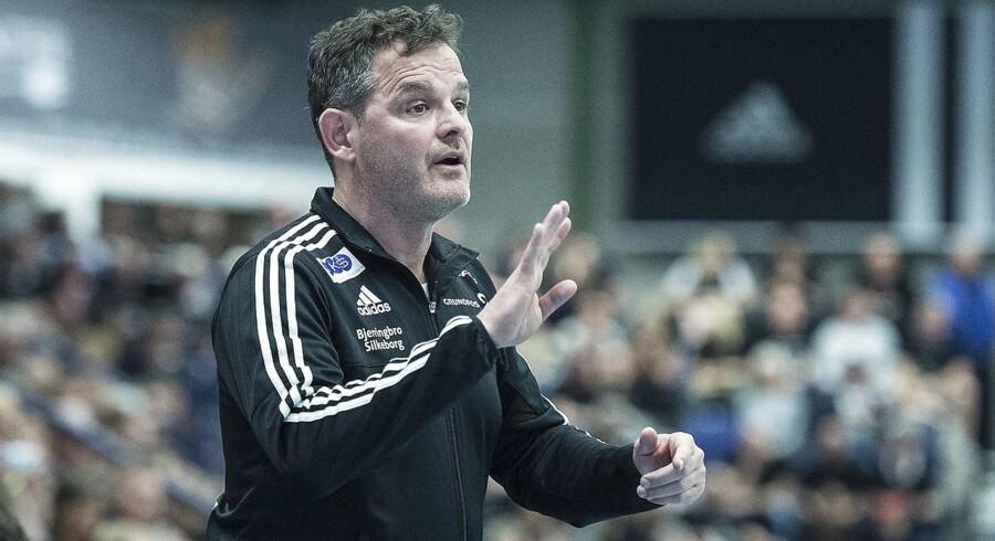 Peter Bredsdorff-Larsen mener, at Bjerringbro-Silkeborg har fået en hård lodtrækning i EHF Cup-gruppespillet.