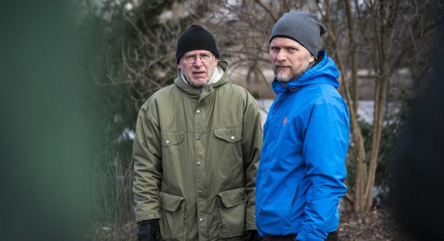 Jakob og Gunnar Ørsted er efterkommere af H.C Ørsted.De er de seneste to, der har lagt sag an mod Ørsted A/S, som tidligere hed DONG Energy, fordi energiselskabet har taget deres navn uden at få lov.