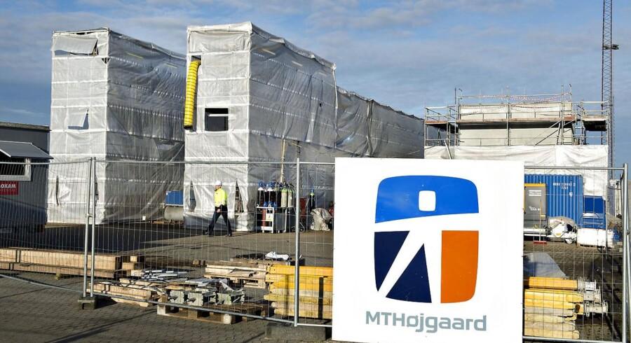 Arkivfoto. MT Højgaards formand appellerer til våbenhvile mellem ejerselskaberne, Knud Højgaards Fond og Ejnar og Meta Thorsens Fond, der har godt syv måneder til at genoverveje en ny ejeraftale.
