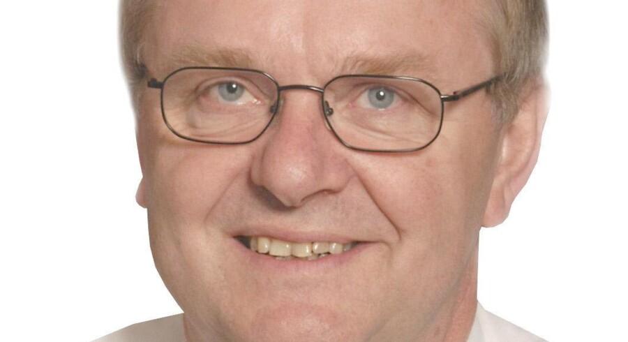 Professor Jens Oddershede.