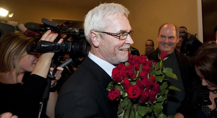 ARKIVFOTO 2009 af Anker Boye efter kommunevalget.