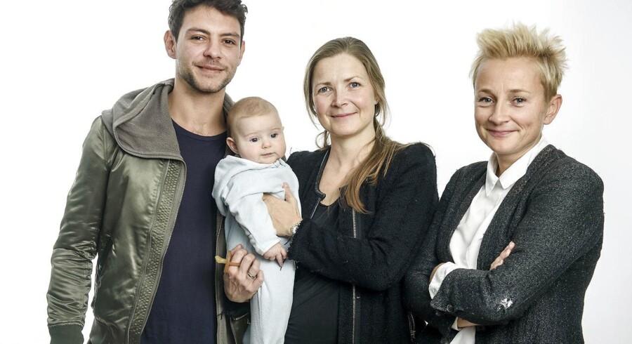 Christian Adel Michael og hans søster Julie Kronstrøm Carton, der står bag Mate Bike, er gæsterne hos Ane Cortzen i andet afsnit af podcasten »Succes Kriteriet«, som handler om at skaffe kapital til den gode ide.