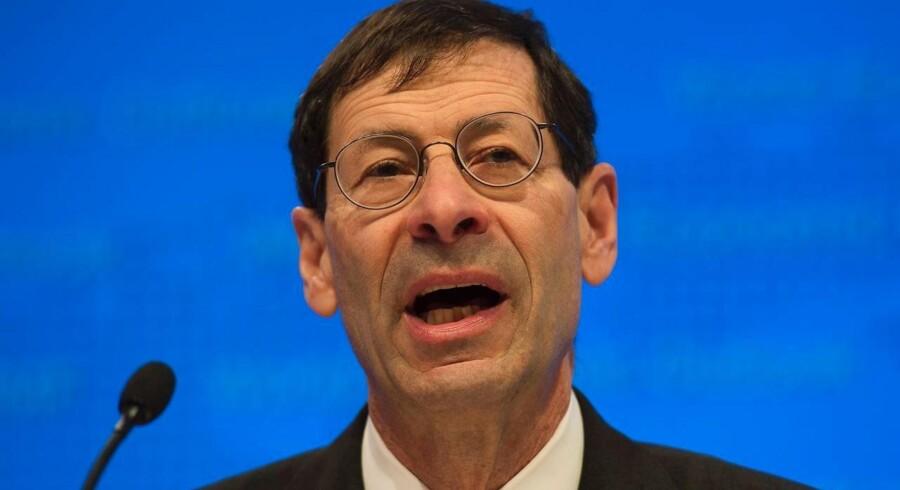"""Brexit stikker """"en kæp i hjulet"""" udtaler IMF's cheføkonom, Maurice Obstfeld."""