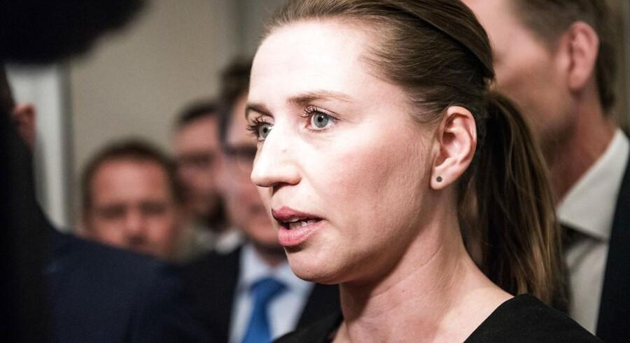 Arkivfoto: S-formand langer ud efter regeringen i bandekonflikt.