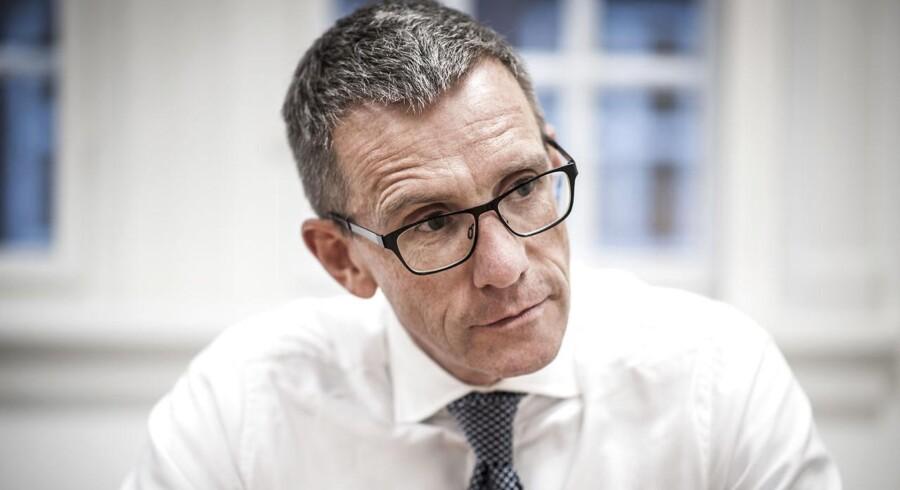 ATP-direktør Christian Hyldahl sætter knap 10 milliarder kroner af til øget levetid hos danskerne.