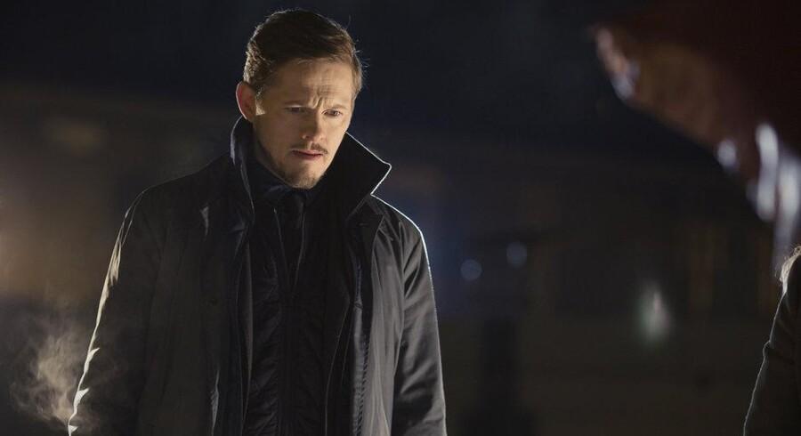Tilbage til fortiden: Henrik (Thure Lindhardt) bærer rundt på en dyster bagage. Foto:?Carolina Romare