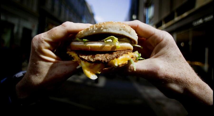 Burger. Big Mac.