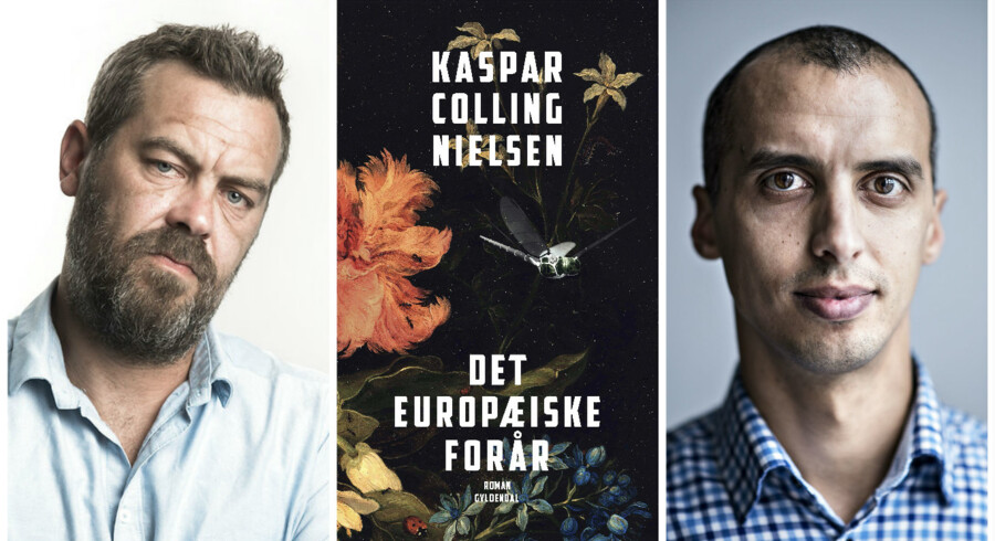 »Jeg forsøgte bare at beskrive, hvad jeg anså som det mest sandsynlige scenarie. Min bog handler dog om mere end dette specifikke spørgsmål. Den handler om at de grundlæggende forestillinger, der blev formuleret i Oplysningstiden, og som vores moderne samfund er bygget på, er ved at erodere væk eller i hvert fald problematiseres på en ny og radikal måde,« fortæller Kaspar Colling Nielsen. Foto: Anne Bæk og Ida Guldbæk Arentsen