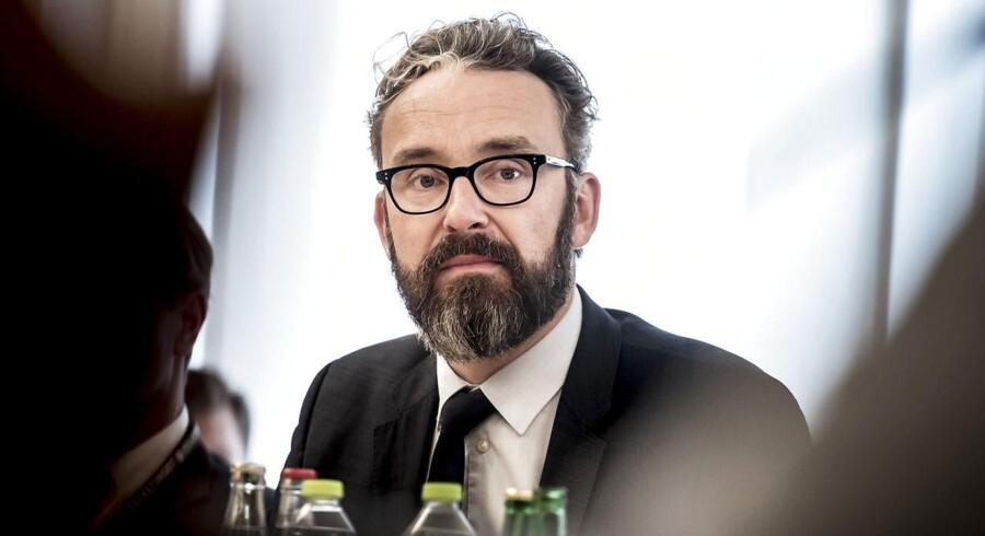 Transportminister Ole Birk Olesen.