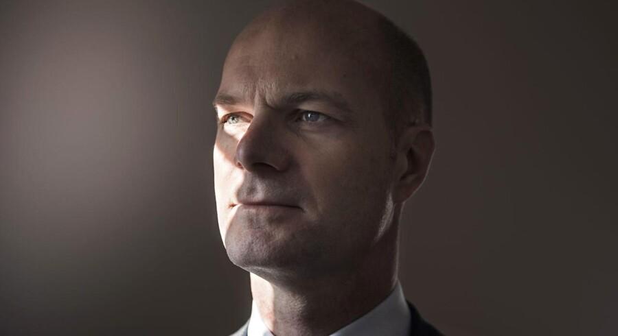 Kent Jonasen er CEO i Sirrahgroup, der beskylder to danske studielektorer fra Aalborg for at have plagieret og krænket ophavsretten på et amerikansk ledelseskoncept.