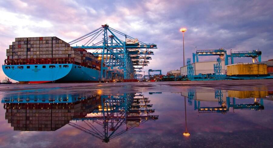 New York Times fortæller, at analytikerne ser risiko for store omkostninger til hackerangrebet, der ramte konglomeratet i juni. Free/Maersk Line