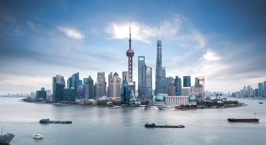 Den kinesiske økonomi fastholdt et stabilt vækstmomentum i andet kvartal.