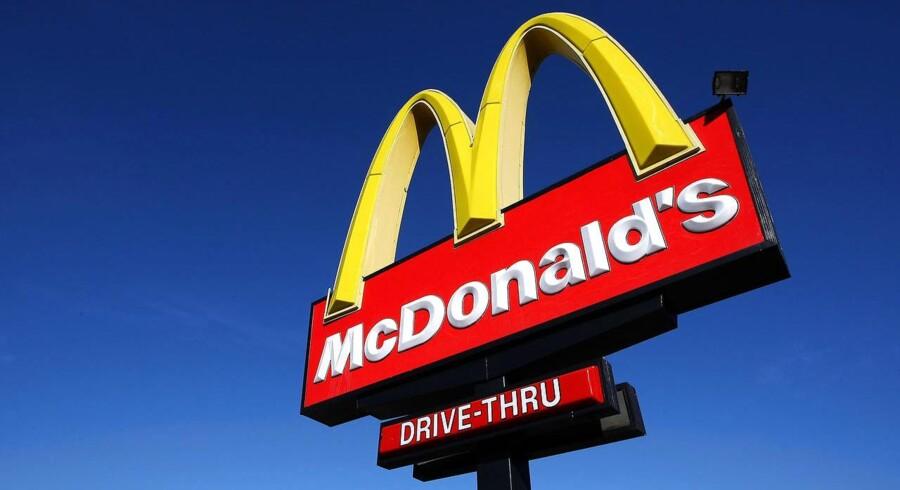 McDonald's forregnede sig, da man genindførte en ellers forlængst udgået dip, som kultserien »Rick & Morty« har skabt fornyet interesse for.