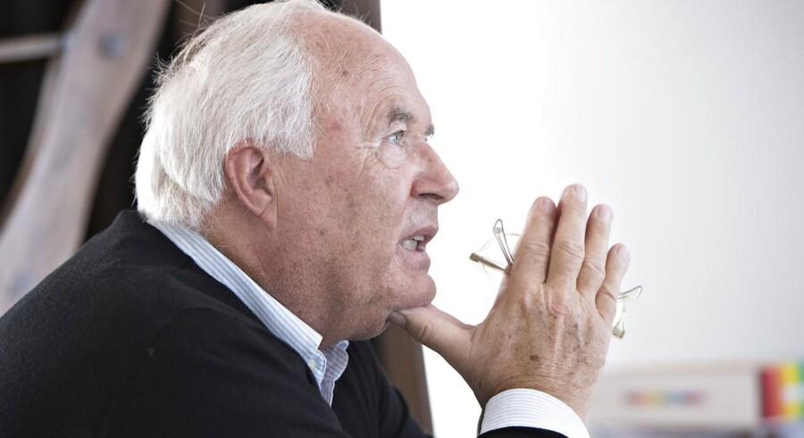 Inden længe skal 74-årige Flemming Østergaard i fængsel. Han ved endnu ikke hvor eller hvornår, men den slags bruger han ikke tid på at spekulere over nu.