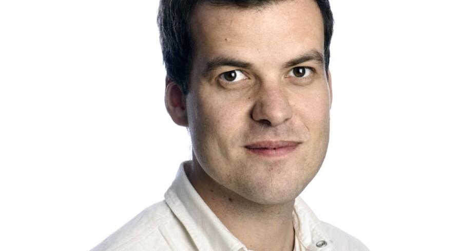 Kristoffer Dahy Ernst.