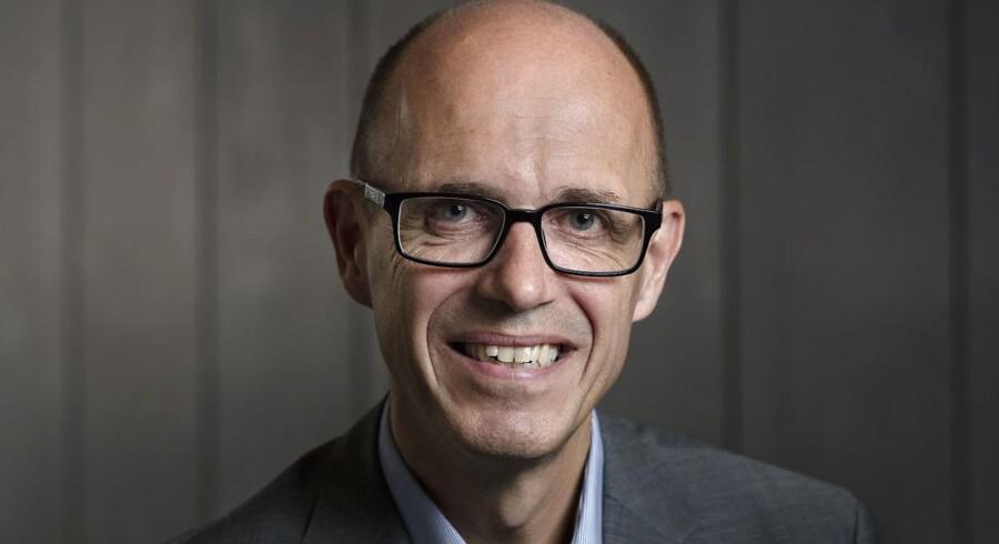 Henrik C. Wegener overtager 1. marts næste år rektorposten på Københavns Universitet.