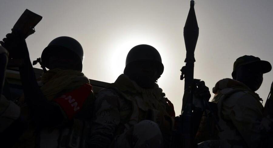Efter en ugelang militæroperation er 5000 fanger blevet befriet fra Boko Haram