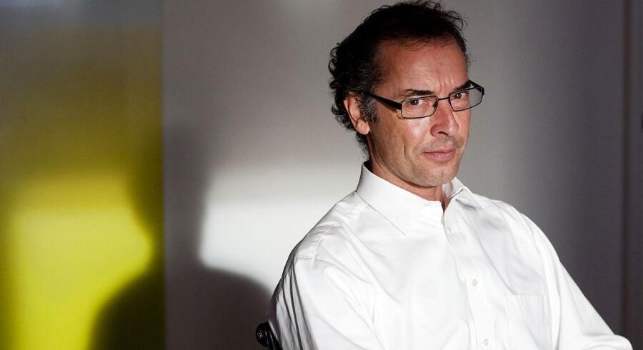 Koncerndirektør med ansvar for forskning hos Novo Nordisk kalder det en fantastisk mulighed, Mads Krogsgaard Thomsen.