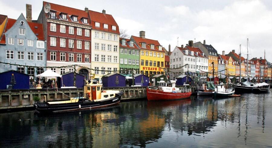 ARKIVFOTO fra Nyhavn i København.