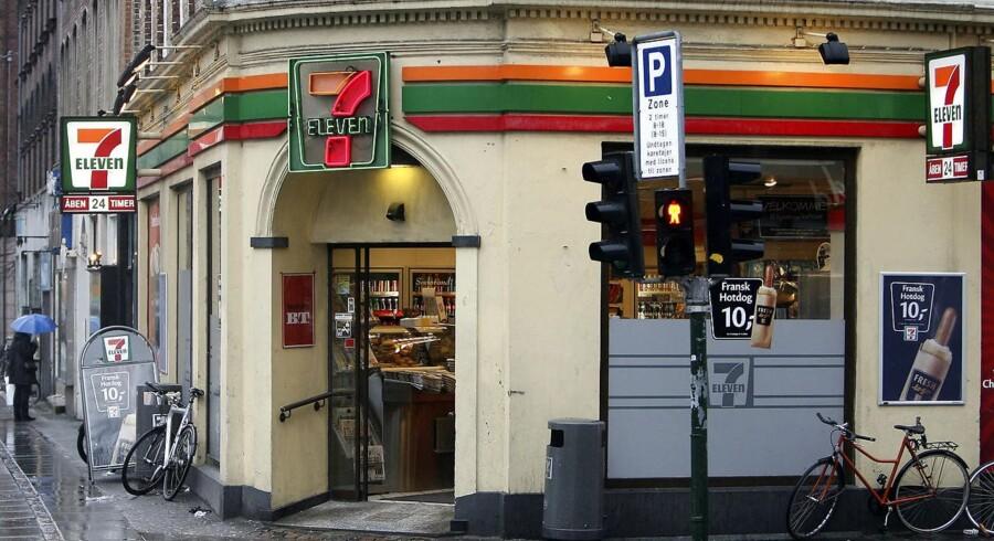 139 butikker tilhørende 7-Eleven angiveligt har reklameret ulovligt for cigaretter i perioden fra 2012 til 2016.