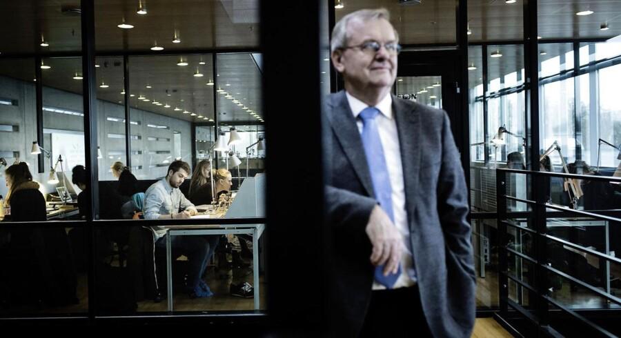 Jens Oddershede mener, at universiteterne er ved at nå en grænse for politikernes kontrol.