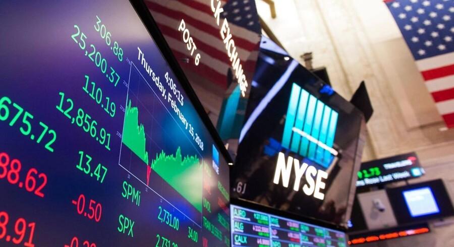 Onsdag brød obligationsmarkedet definitivt gennem 3 pct. for den toneangivende tiårige T-bond, hvilket lagde en solid dæmper på effekten af gode regnskabsresultater.