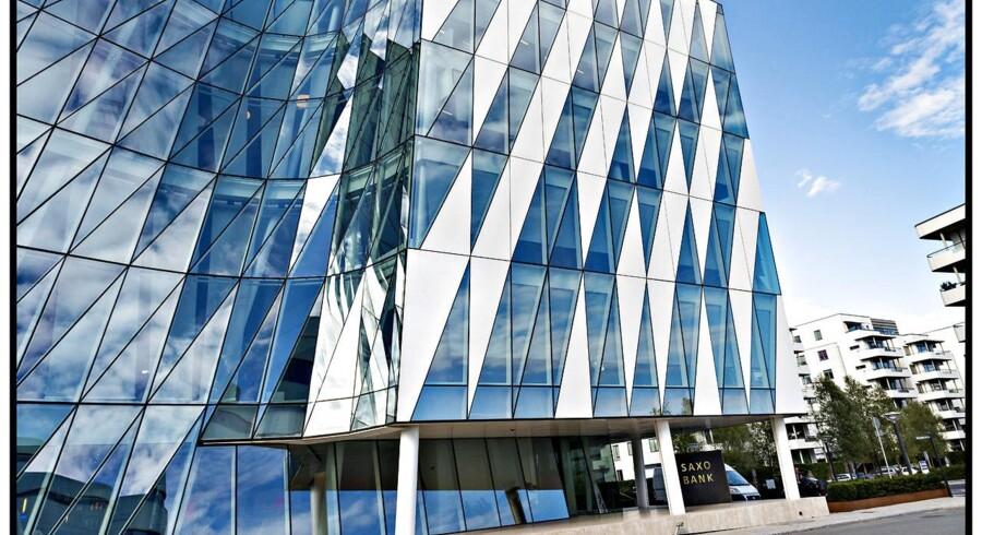 Saxo Bank har trukket kritisk kunde i retten
